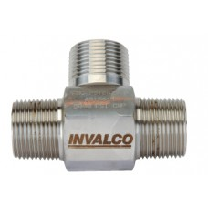 Invalco卫生级涡轮流量计WSP5X/1500